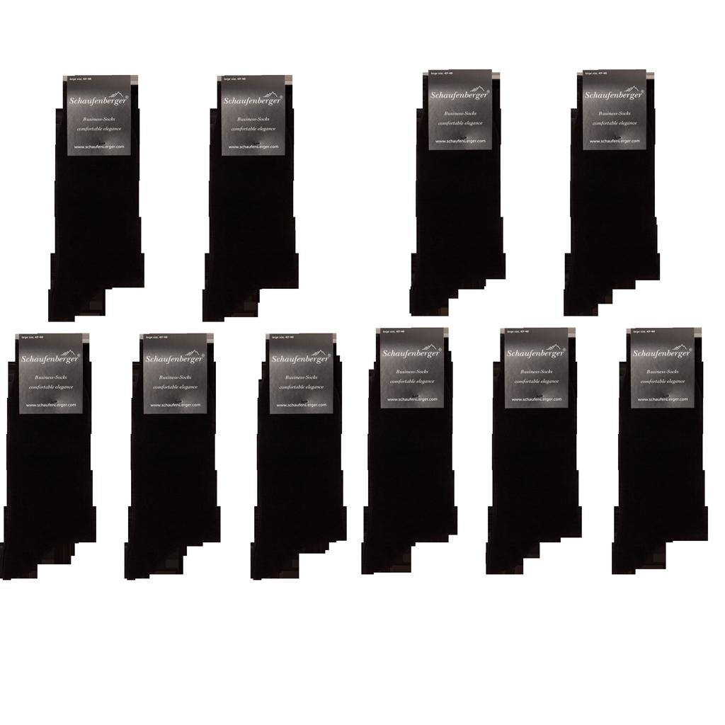 10er Pack Herren Socken mit integrierten Klimaz...