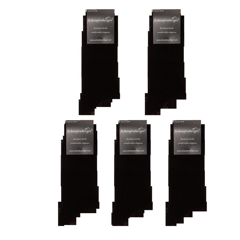 5er Pack Herren Socken mit integrierten Klimazo...