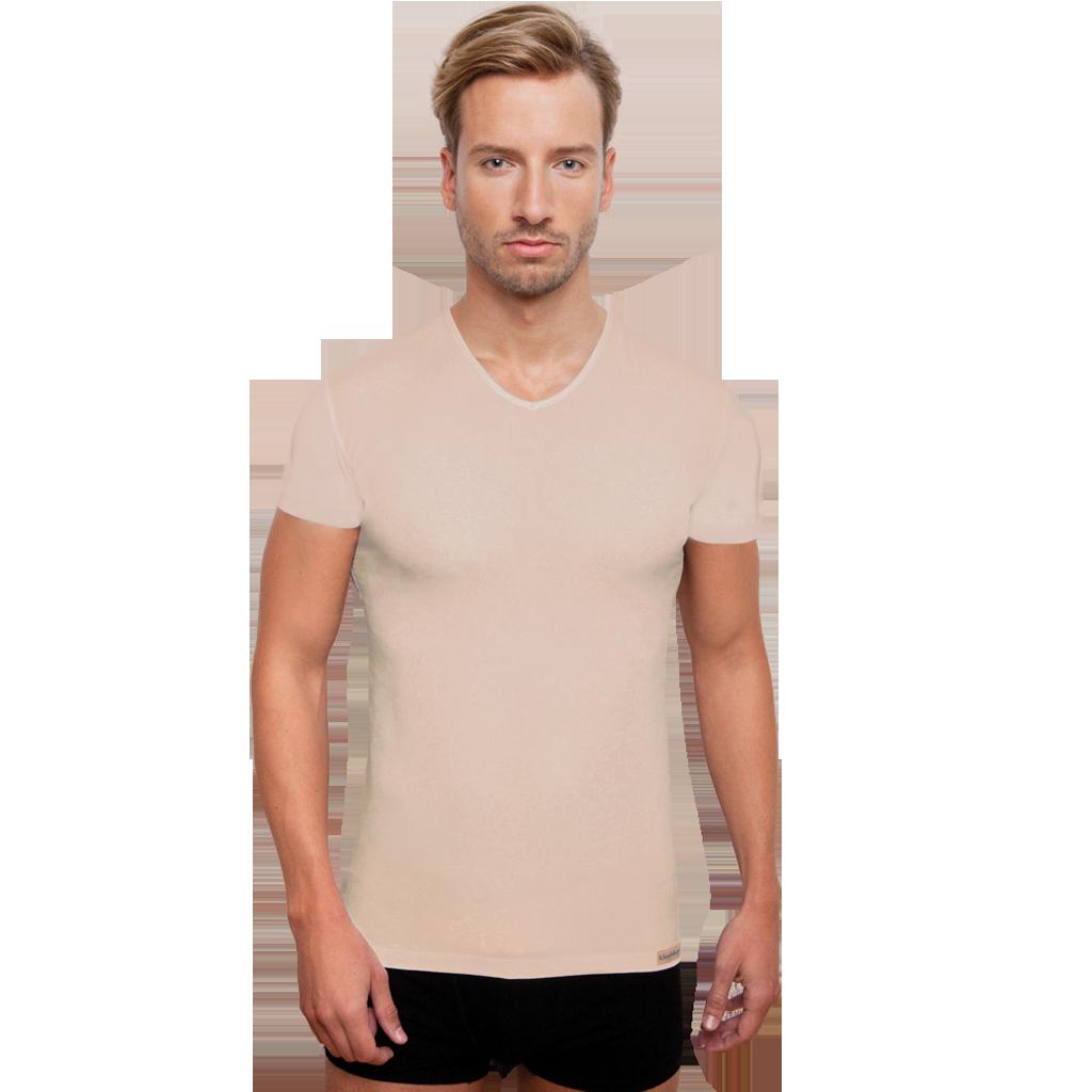 Unsichtbares Unterhemd für Freizeit